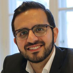 Parham Azimi, CEO & Co-Founder, Cantemo