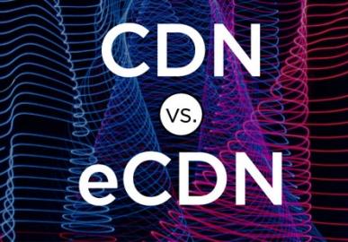 Which is a Better Option- CDN or eCDN?