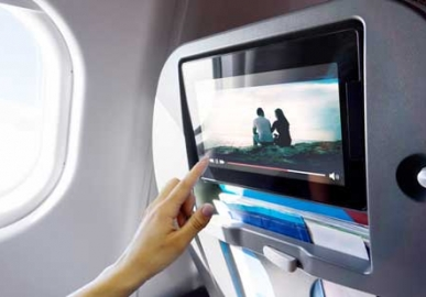 Top 3 In-Flight Entertainment Trends Transform Flying Experience