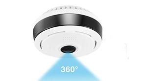 New 360-Degree Panoramic Camera to Enhance User Experience