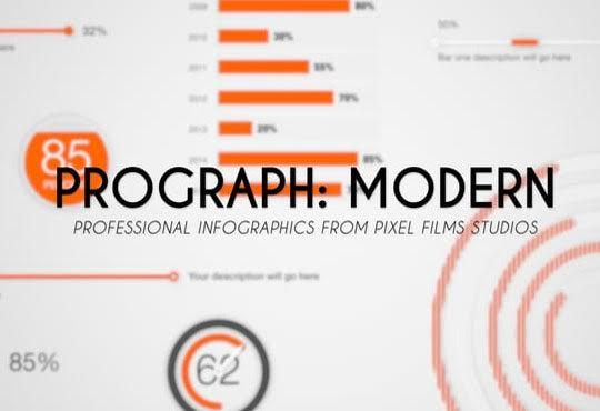 Pixel Film Studios Releases ProGraph Modern for Final Cut Pro X