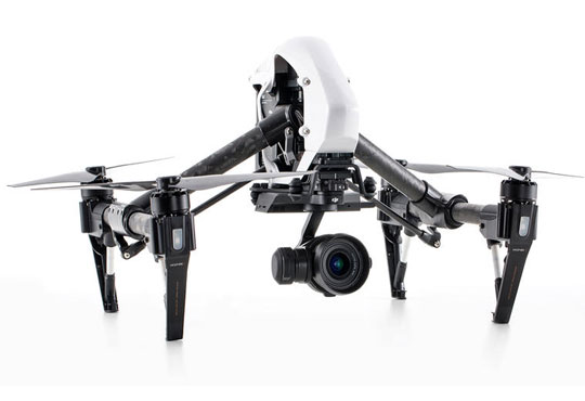 DJI Shores up Aerial Imaging by Bringing Micro Four Thirds Aerial Cameras